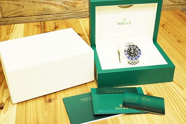 売りたい時計の付属品を用意する