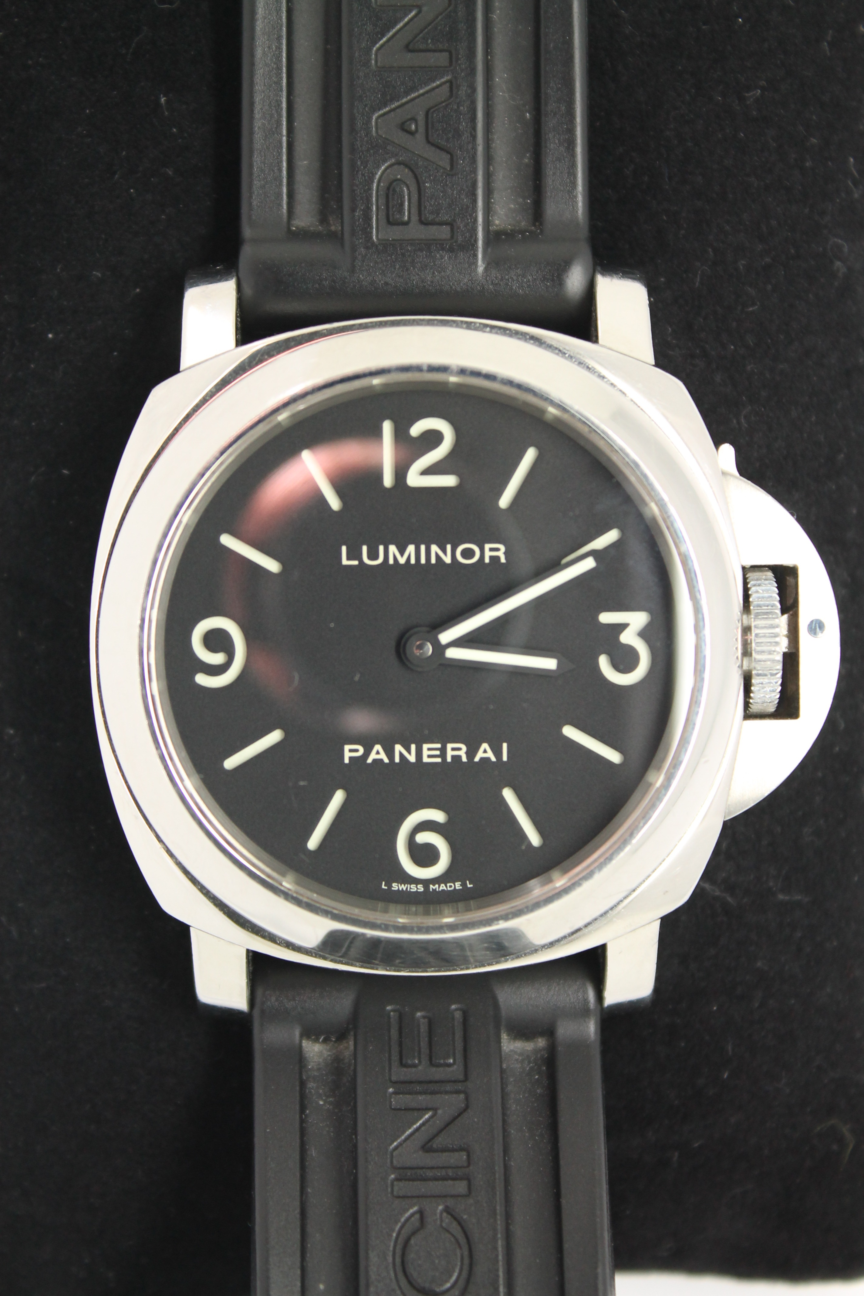 パネライ ルミノールベース PAM00112 買取致しました