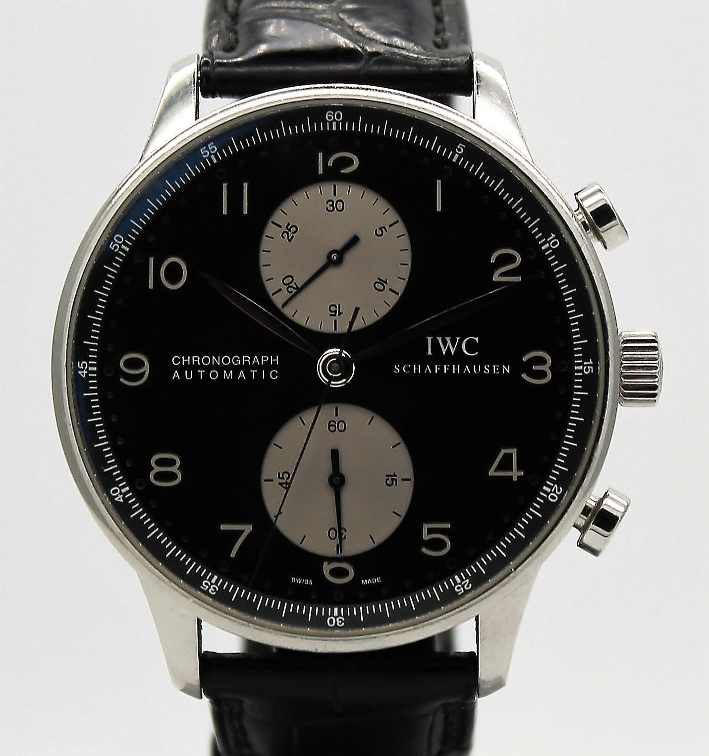 IWC ポルトギーゼ IW371404 買取いたしました