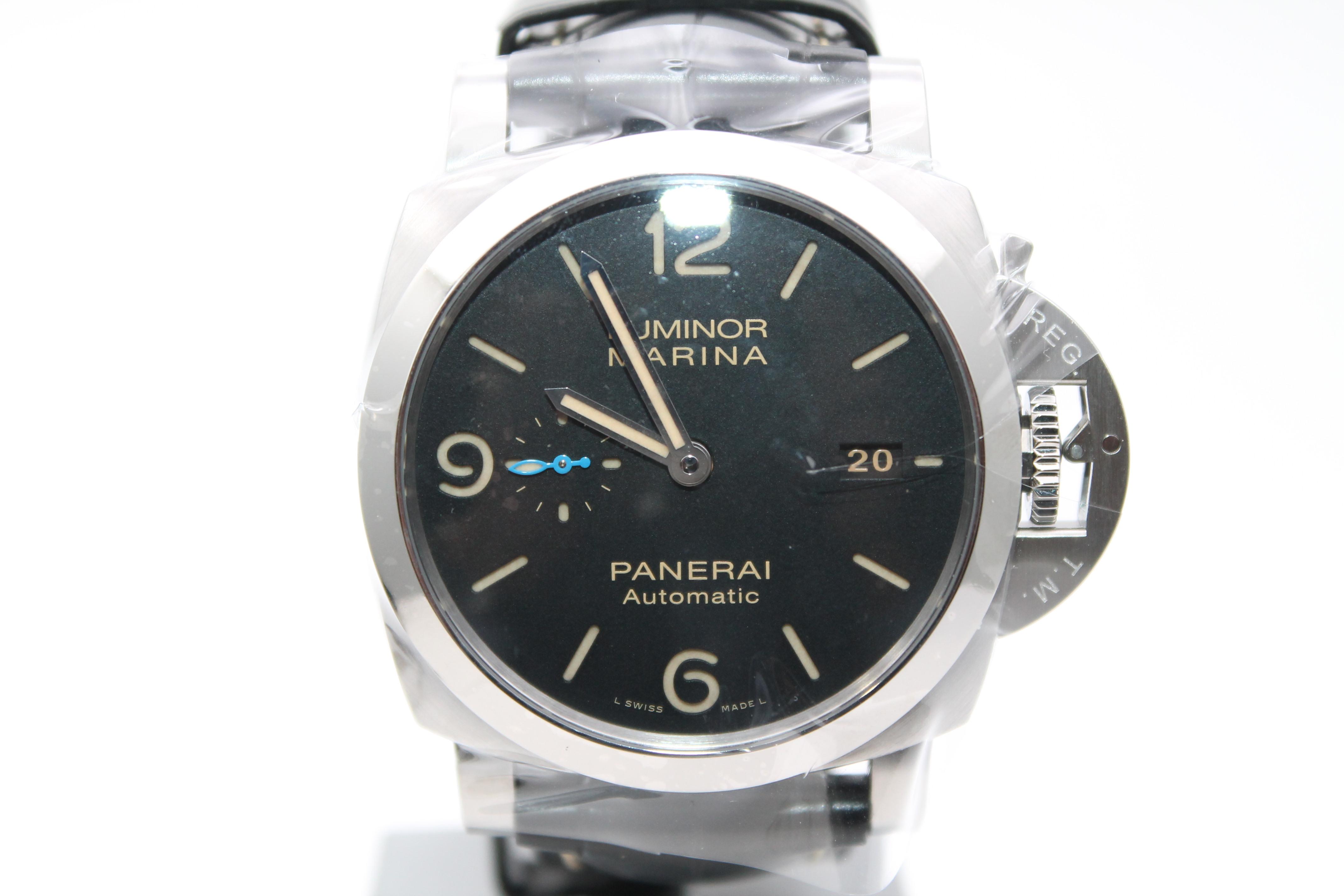 パネライ ルミノール1950 マリーナ3デイズ PAM01312 買取いたしました