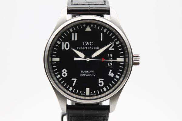 IWC マークXVII IW326501 買取いたしました