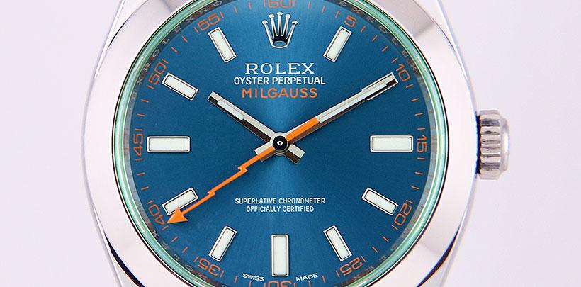 【ロレックス投資】ミルガウス(青)を買っておけば資産運用になるのか(結論:1年で儲けが出た)