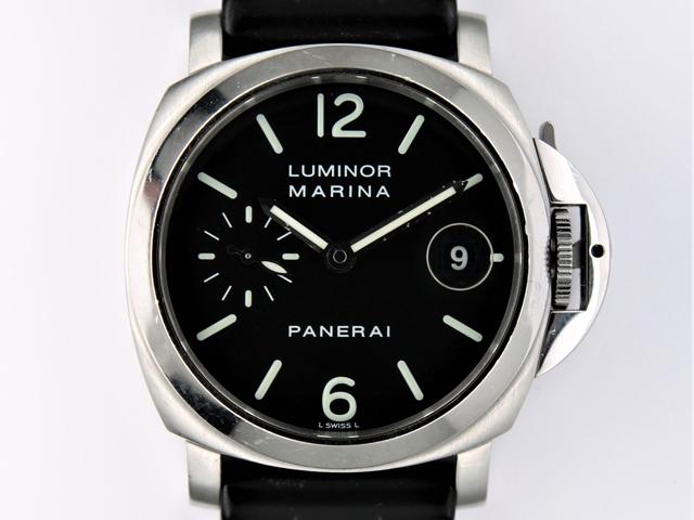 パネライ ルミノールマリーナ PAM00048を売却