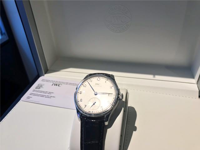 10月8日、富山県のお客様よりIWC ポルトギーゼ IW510203を買取いたしました