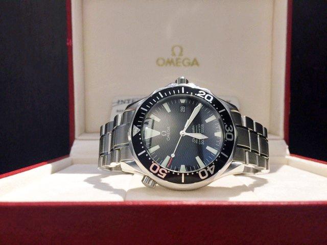 オメガ シーマスタープロフェッショナル 2254-50を売却