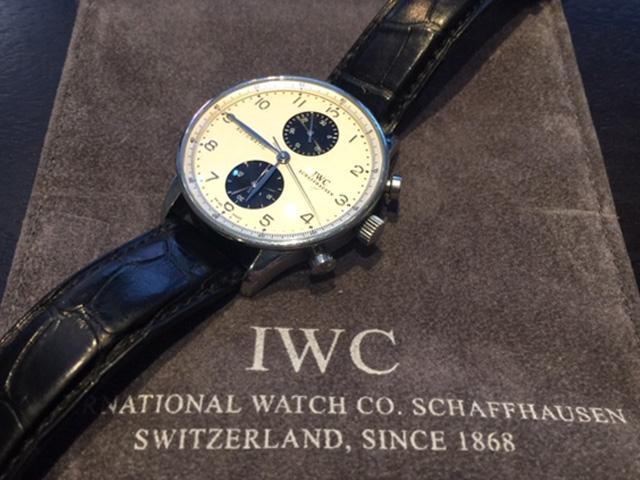 IWC ポルトギーゼ IW371464を兵庫県のお客様より買取いたしました
