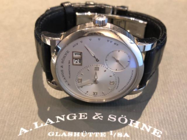 ランゲ&ゾーネ ランゲ1 191.039を三重県のお客様より買取いたしました