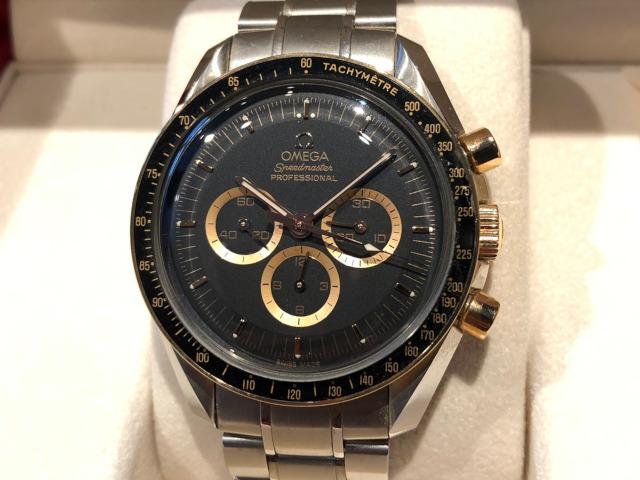 オメガ スピードマスター アポロ15号 3366.51を東京都のお客様より買取いたしました