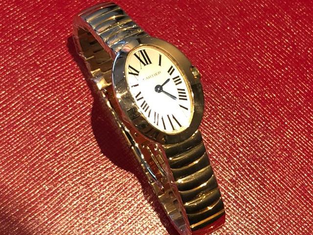 カルティエ ミニベニュワール W8000015を東京都のお客様より買取いたしました