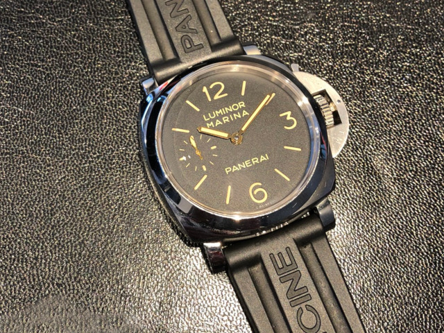 パネライ ルミノールマリーナ1950 3デイズ PAM00422を新潟県のお客様より買取いたしました
