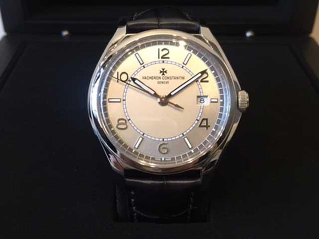 ヴァシュロン・コンスタンタン フィフティーシックス 4600E/000A-B442を三重県のお客様より買取いたしました