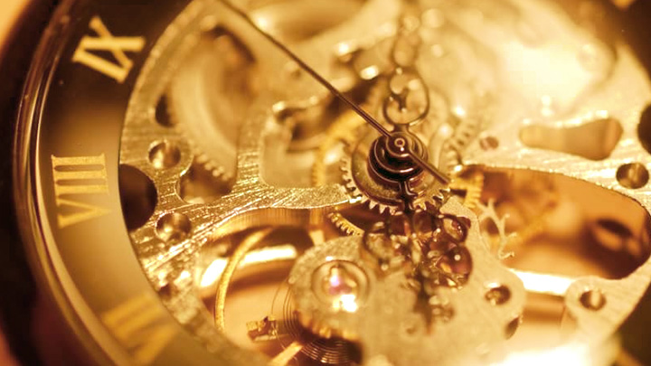 創業から発売してきた全ての時計が修理保証の対象