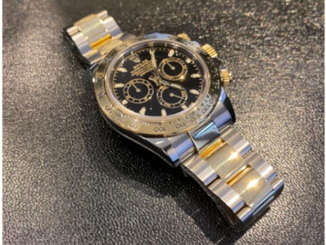 ロレックス デイトナ 116503を千葉県のお客様より買取いたしました