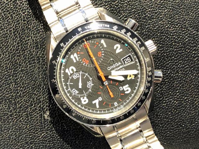 オメガ スピードマスター マーク40 3513.53を東京都のお客様より買取いたしました