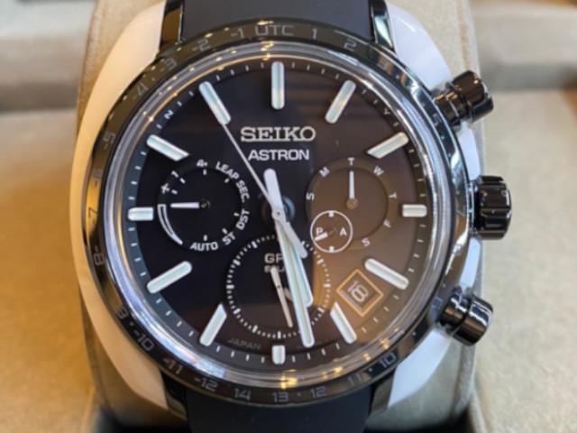 セイコー アストロン SBXC075を東京都のお客様より買取いたしました