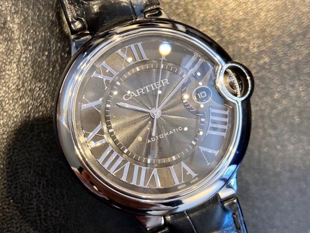 カルティエ バロンブルー WSBB0003を東京都のお客様より買取いたしました