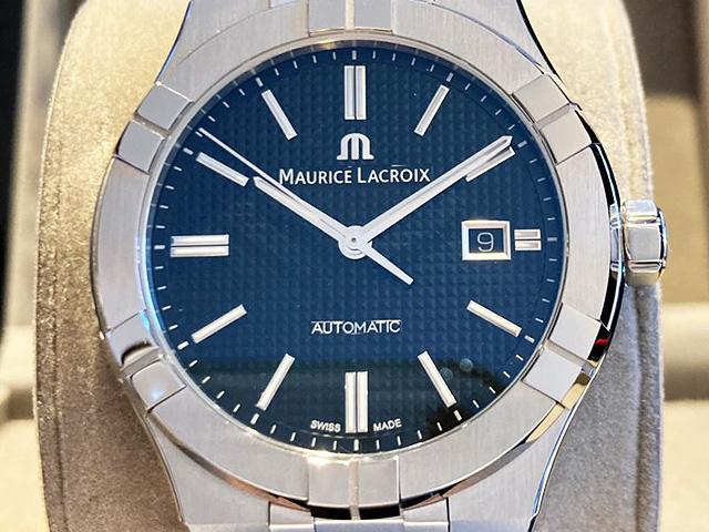 モーリス・ラクロア アイコンオートマティック AI6008-SS002-330-1を東京都のお客様より買取いたしました