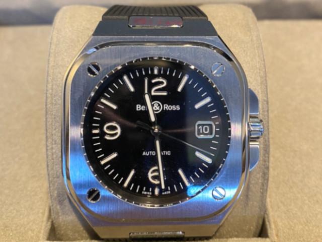 ベル&ロス BR05 BLACKSTEEL BR05A-BL-ST/SRB を東京都のお客様より買取いたしました
